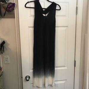 Flapper style flow dress